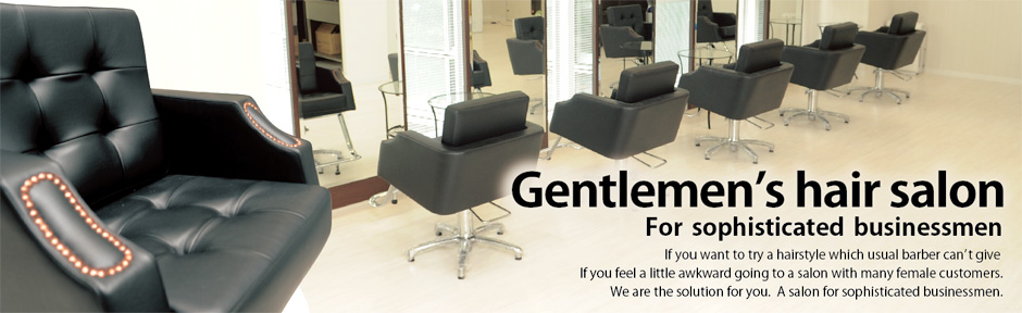 Blackbiz is the gentleman's hair salon for sophisticated businessmen